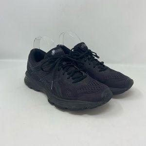 ASICS Gel GT-1000 Triple Black Wmns Athletic Shoes